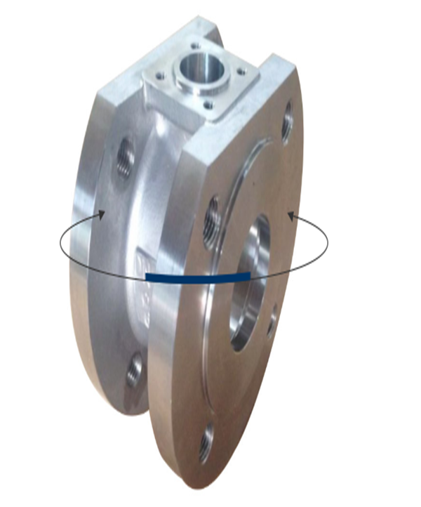 Use of Wafer Ball Valve Body