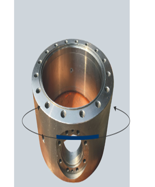 Welding Process Technical Requirements Of DIN Ball Valve Body