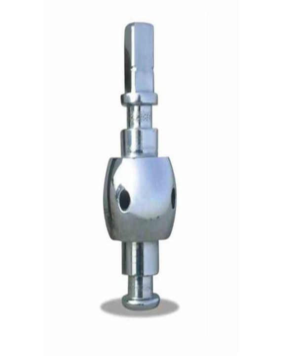 Trunnion Ball Blank Forging Processing Method A